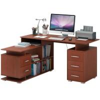 Компьютерный стол Барди-3 угловой