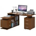 Компьютерные столы БАРДИ - стильные новинки от фабрики МАСТЕР