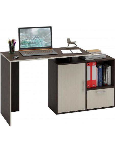 Компьютерный стол Слим-3 прямой правый