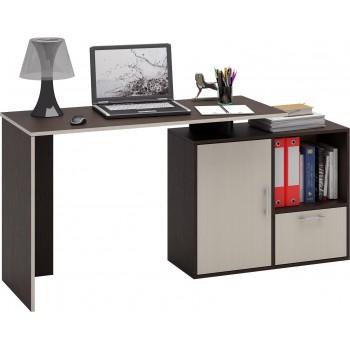 Письменный стол Слим-4 прямой правый