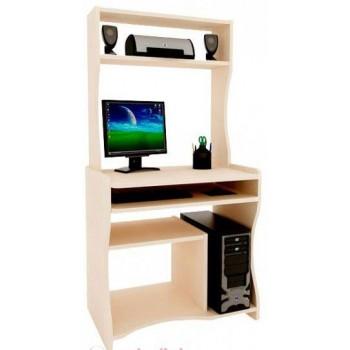 Компьютерный стол Арон-3 с надставкой
