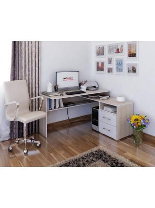 Компьютерный стол Краст-1 правый