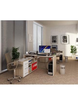 Угловой письменный стол Краст-2