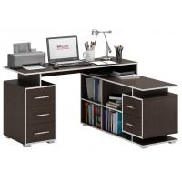 Угловой письменный стол Краст-3 правый