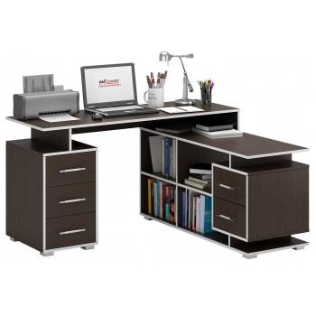 Компьютерный стол Краст-3 правый