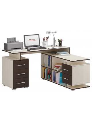 Письменный стол Краст-3 правый