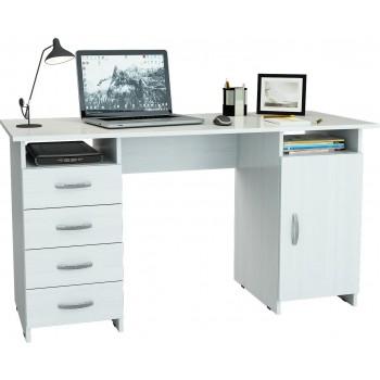 Письменный стол Милан-7 Белый