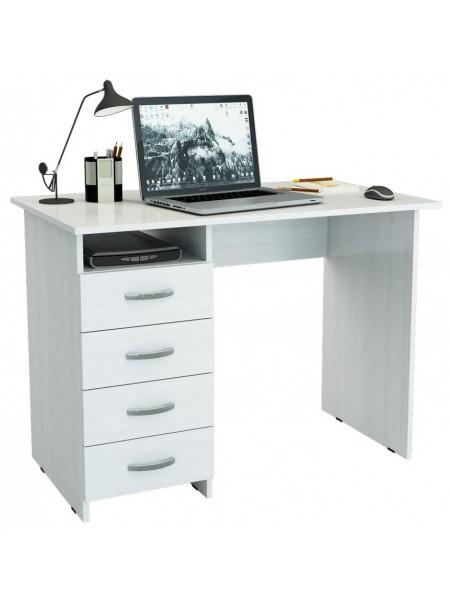 Письменный стол Милан Белый