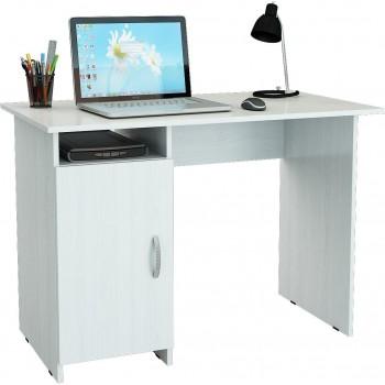 Белый стол Милан-8