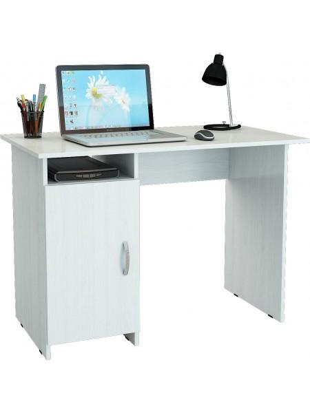 Письменный стол Милан-8 Белый