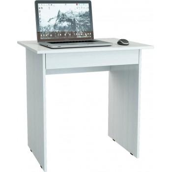 Белый компьютерный стол Милан-2Я