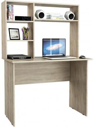 Письменный стол Милан-5 с надставкой