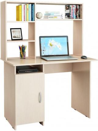Письменный стол Милан-8 с надставкой
