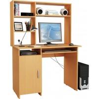 Компьютерный стол Милан-8П с надставкой