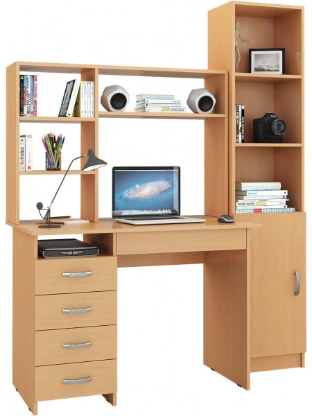 Компьютерный стол Милан УШ-1
