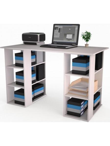 Письменный стол Лестер-13 Белый