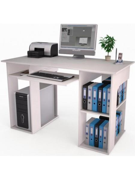 Письменный стол Лестер-15 Белый