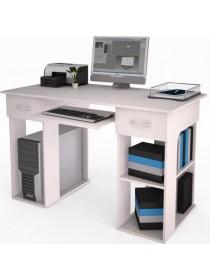 Письменный стол Лестер-16 Белый