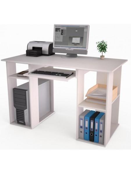 Письменный стол Лестер-14 Белый