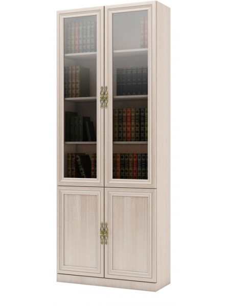 Книжный шкаф-стеллаж Карлос-010