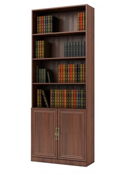 Книжный шкаф-стеллаж Карлос-014