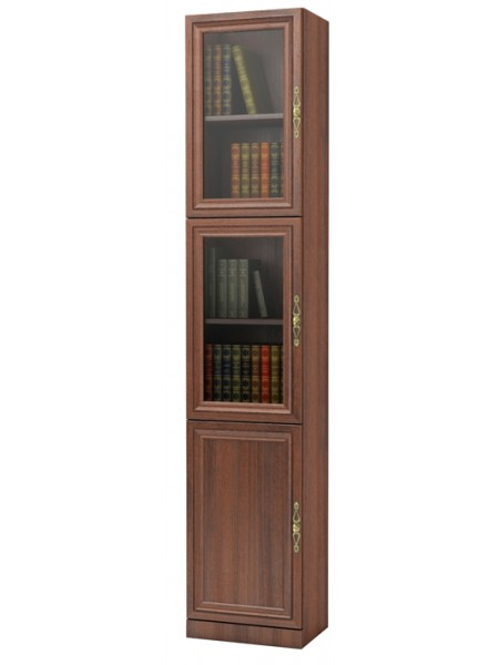 Книжный шкаф-стеллаж Карлос-019