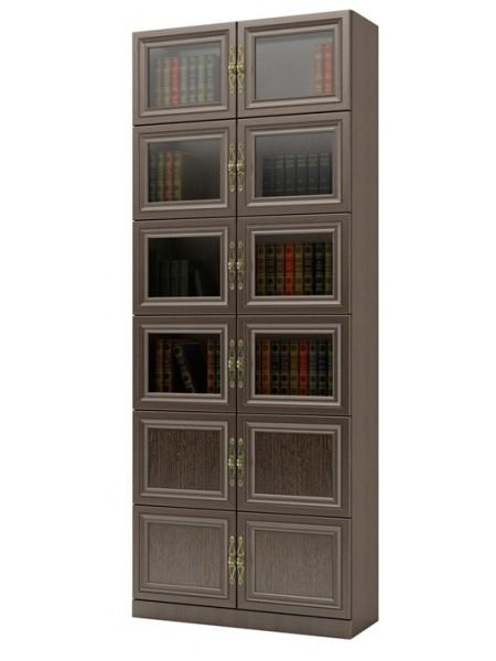 Книжный шкаф-стеллаж Карлос-044