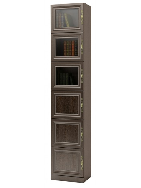 Книжный шкаф-стеллаж Карлос-047