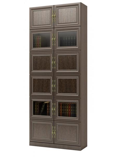 Книжный шкаф-стеллаж Карлос-054