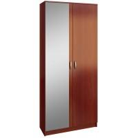 Шкаф 2-дверный Ольга с зеркалом