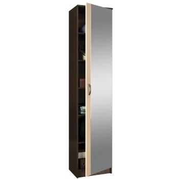 Шкаф 1-дверный Ольга с зеркалом