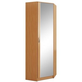 Шкаф угловой Ольга с зеркалом