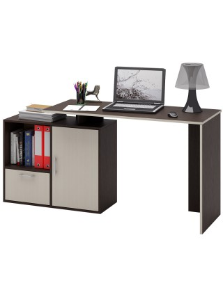 Письменный стол Слим-4 прямой