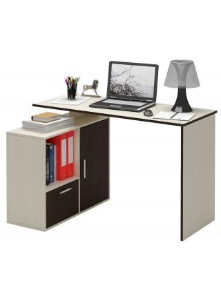 Угловой письменный стол Слим-4