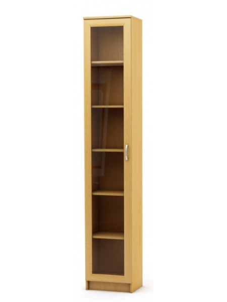 Книжный шкаф-стеллаж Верона-1 400*2200