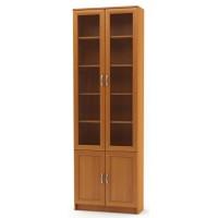 Книжный шкаф-стеллаж Верона-2 800*2400