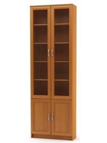 Книжный шкаф-стеллаж Верона-2-2400*800