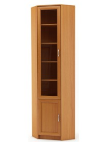 Книжный шкаф Верона-2 2400*600*600