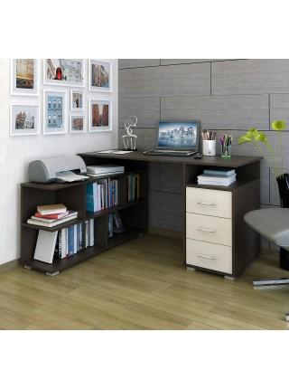Угловой письменный стол Барди-1