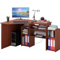 Угловой компьютерный стол Корнет-1 вариант 2