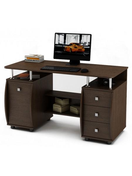 Компьютерный стол Карбон-2