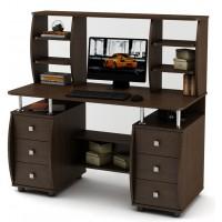 Компьютерный стол Карбон-8