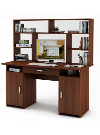 Письменный стол Лайт-6Я с надстройкой