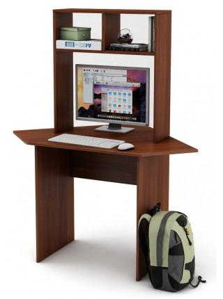 Письменный стол Лайт с надстройкой угловой