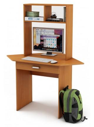 Письменный стол Лайт-Я с надстройкой угловой