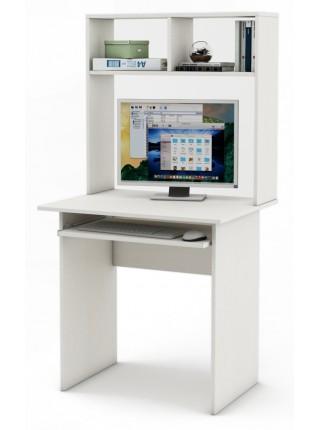 Письменный стол Лайт-1К с надстройкой