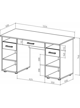Письменный стол Остин-5Я
