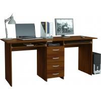 Компьютерный стол на двоих Тандем-2П