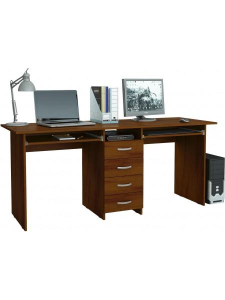 Письменный стол на двоих Тандем-2П