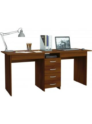 Письменный стол на двоих Тандем-2Я